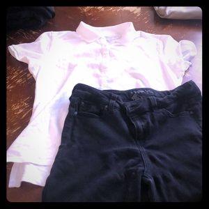 School uniform set!